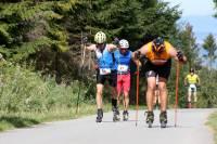 Moc nartorolkowej rywalizacji w V sezonie cyklu Vexa Skiroll Tour