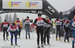 Nadchodzi finał Salomon Nordic Sunday