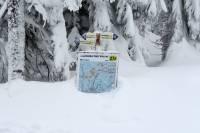 Jakuszyce: Aplikacja z trasami dla narciarzy, rowerzystów i pieszych