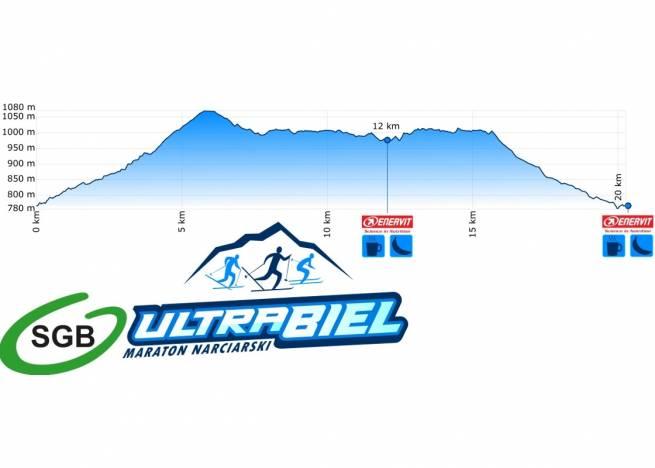 Znamy już trasę biegu głównego SGB Ultrabiel 2016