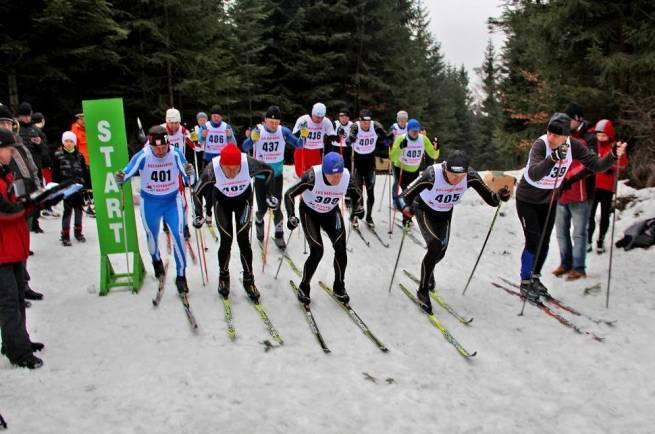 Zawodnicy teamu nabiegowkach.pl wzięli co mogli w 41. Biegu o Istebniański Bruclik