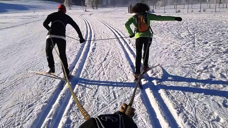Jak zmieniała się technika w biegach narciarskich