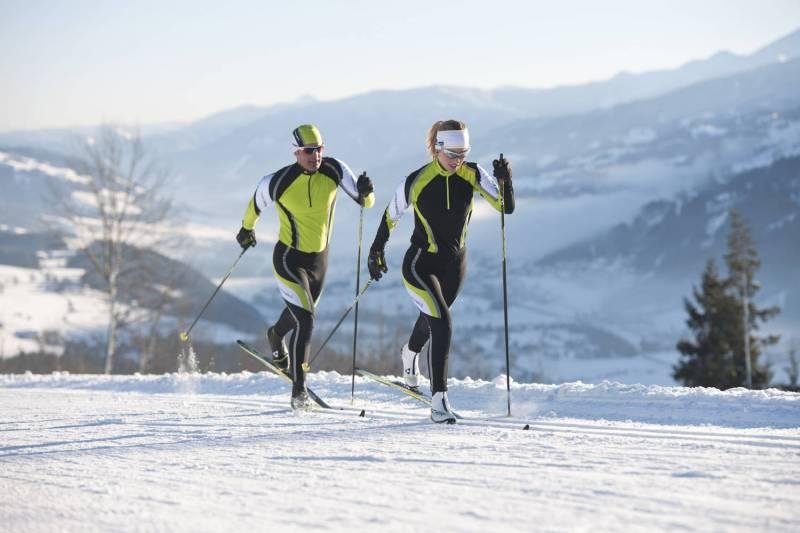 Techniki biegania na nartach