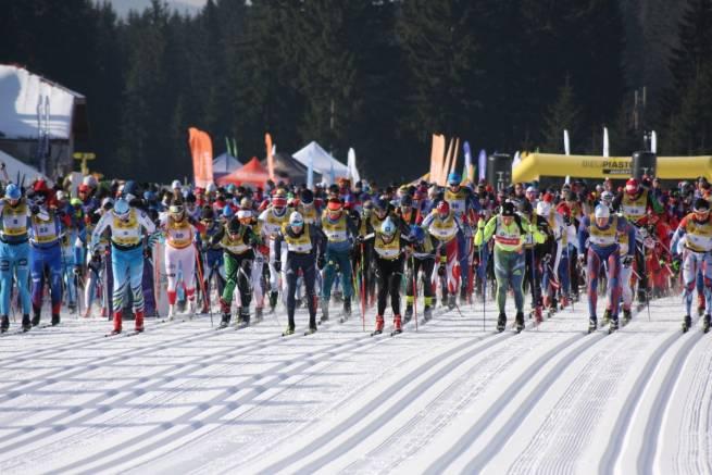 42. Bieg Piastów - 50 km CT - o pół buta od wygranej