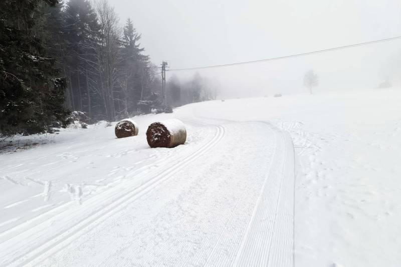 Tak dobrych warunków śniegowych w Górach Stołowych nie było od kilku lat
