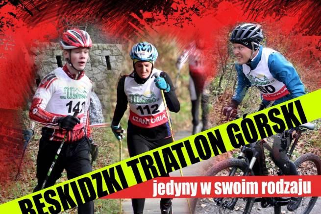 Weź udział w triathlonach biegacza narciarskiego w dwa weekendy w Beskidzie Śląskim