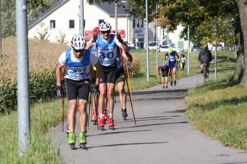 Team nabiegowkach.pl rozpoczął sezon jesienny startami w Czechach i Beskidzie Śląskim