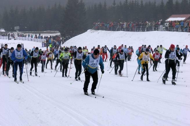 Jiří Ročárek zdecydowanie wygrał bieg 15 km CT w ramach 39. Biegu Piastów