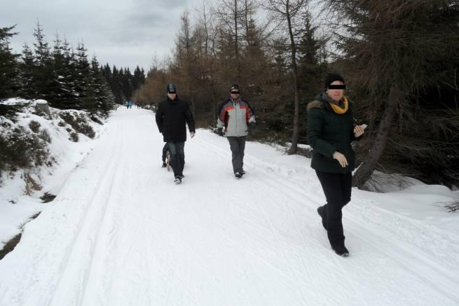 Piesi na trasach biegowych - czy faktycznie chcemy uregulować status polskich tras?