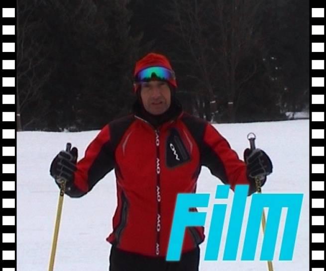 Wirtualny kurs narciarstwa biegowego (odc. 4) - styl klasyczny - podbiegi - FILM
