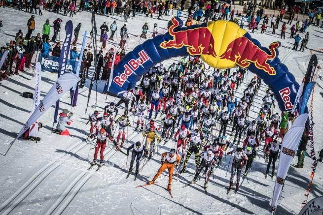 Jak zostałem biegówkowym zbójnikiem - czyli relacja z III Red Bull Bieg Zbójników