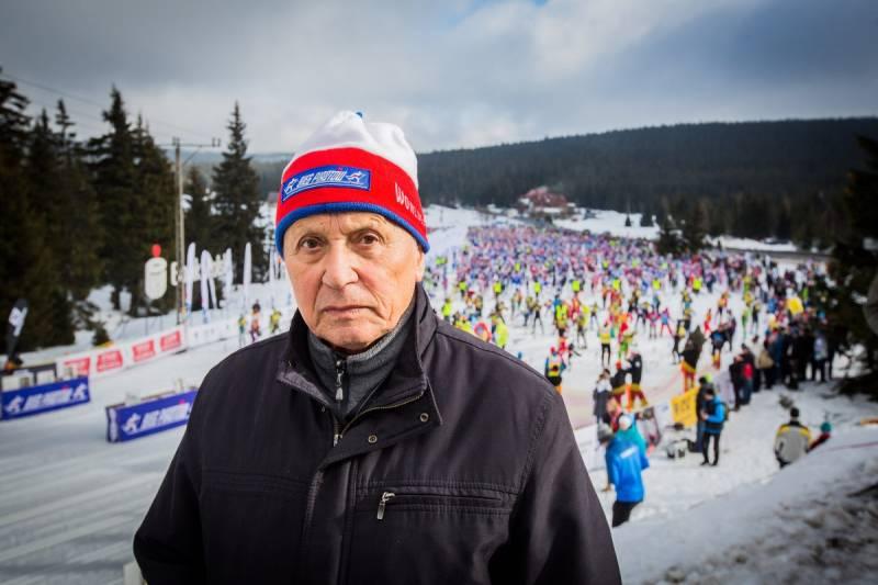 Julian Gozdowski - legendarny twórca Biegu Piastów