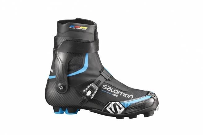 Salomon Carbon Skate LAB - najlżejsze buty na świecie