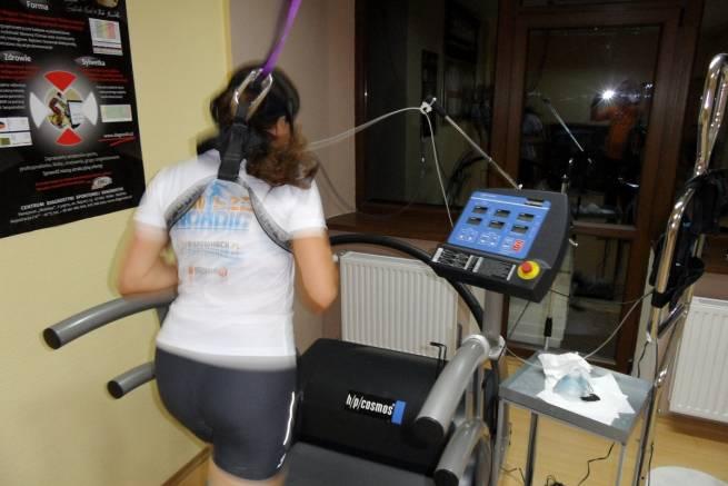 Monitoring formy w treningu biegacza narciarskiego