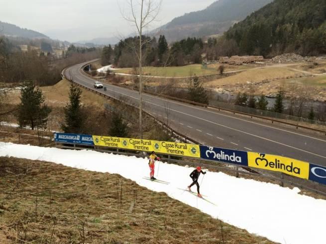 Co z biegami narciarskimi jeśli nie będzie już śniegu?