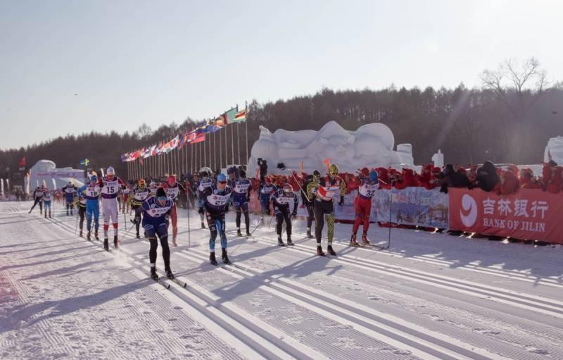 Po letniej przerwie wraca ściganie w cyklu Worldloppet, pierwsze były Chiny