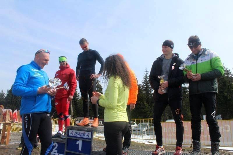 Charytatywny bieg dla Romka w Jakuszycach przyciągnął dużą liczbę narciarzy