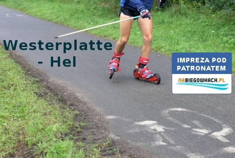 Pokonają na rolkach uniwersalnych ponad 100 km z Westerplatte na Hel