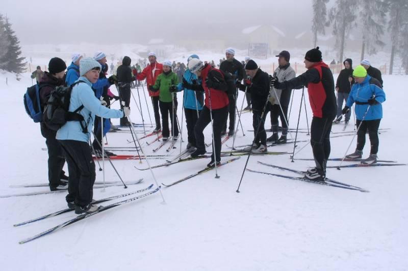 Wspominamy V turnus zimowych obozów nabiegowkach.pl [GALERIA]