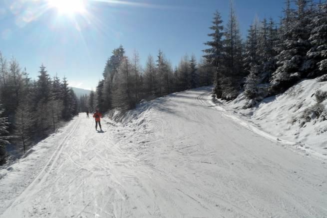Trasy w Górach Izerskich mają być weekendy dostępne nie tylko dla startujących
