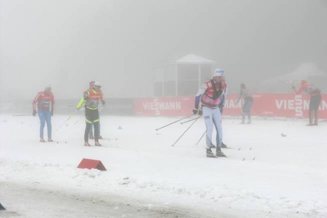PŚ w Jakuszycach: Szaro i mgliście, ale z wielkimi nadziejami (wideo)