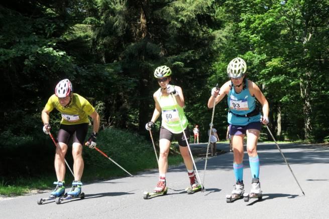 Każdy może wystartować w zawodach na nartorolkach cyklu Vexa Skiroll Tour