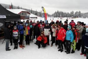 Uczestnicy Salomon Nordic Sunday