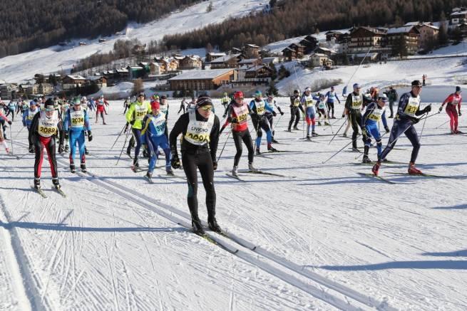 La Sgambeda 2018 w Livigno okiem uczestnika