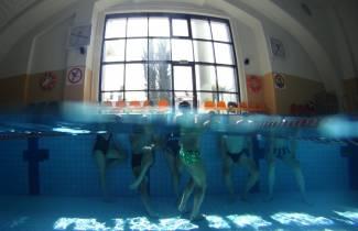 2 w 1 czyli pływanie i biegówki na obozie Swim&Ski