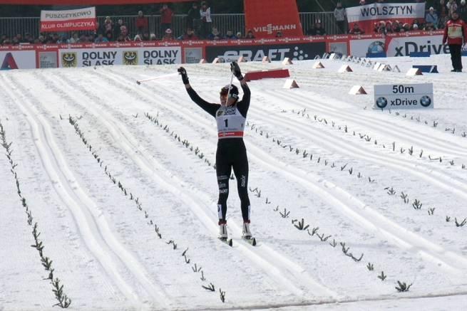 Justyna Kowalczyk wystartuje w 41. Biegu Piastów