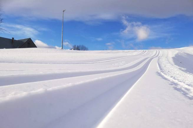 Takie warunki czekają na narciarzy przy Chochołowskich Termach