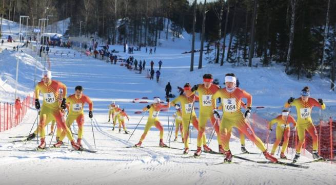 Chiny chcą, by do 2022 roku 300 mln obywateli tego kraju biegało na nartach