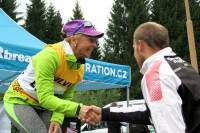Jadwiga Grynkiewicz wciąż liderką po czterech zawodach Skiroll Classics