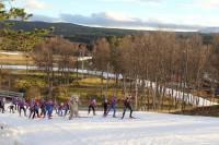 Tu w Europie można już w październiku biegać na nartach