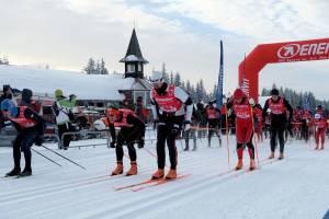 Najzimniejsze zawody ostatniego pięciolecia, czyli Enervit Classic 5 km