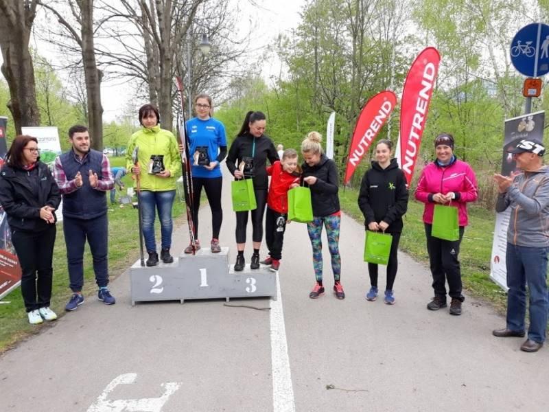 Część zawodników teamu nabiegowkach.pl rozpoczęła już letni sezon startowy