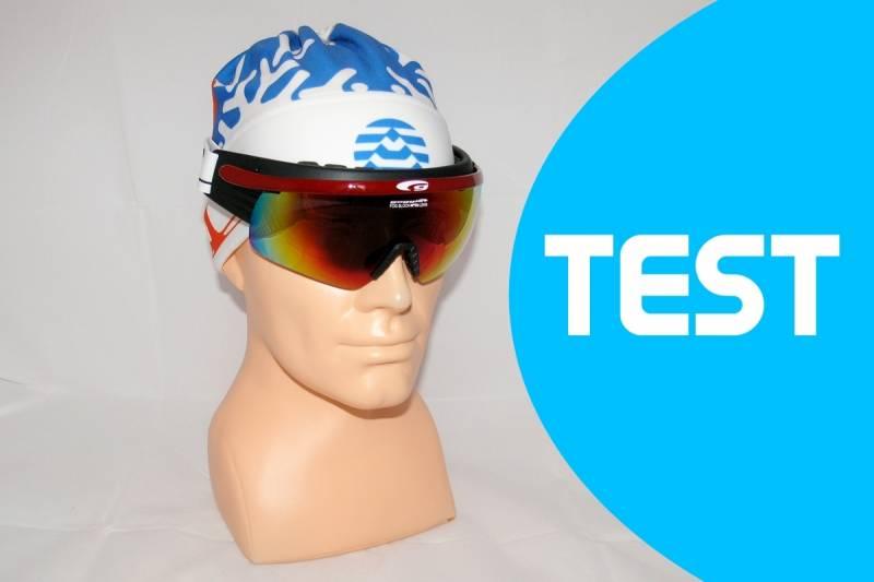 Test okularów Goggle T325 SHIMA