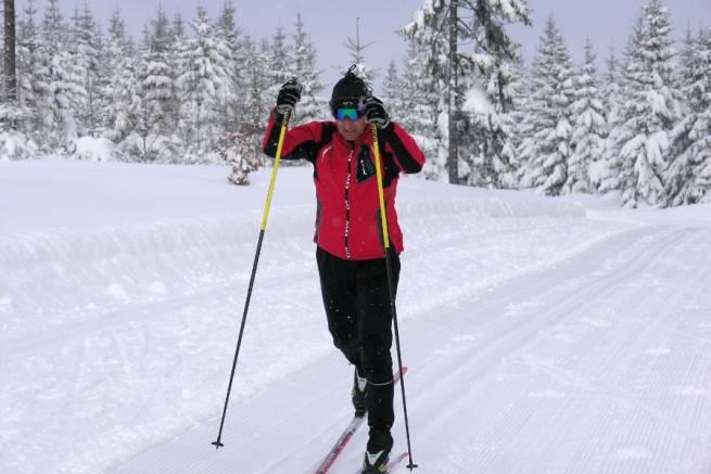 Wirtualny kurs narciarstwa biegowego (odc. 3) - styl klasyczny - jednokrok - FILM