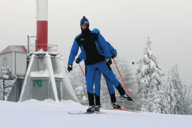Wirtualny kurs biegania na nartach - technika łyżwowa odc. 4. - jednokrok naprzemianstronny
