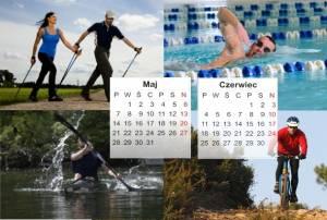 Plan treningowy - początkujący amator - 3 treningi - maj, czerwiec