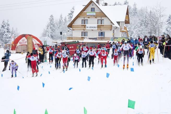 W 2014 roku uczestnicy Biegu bez Granic nie będą mogli liczyć na tyle śniegu