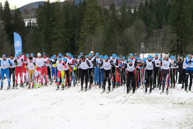 W 2016 roku Puchar Kościeliska odbył się w pierwszym terminie na Polanie Chotarz