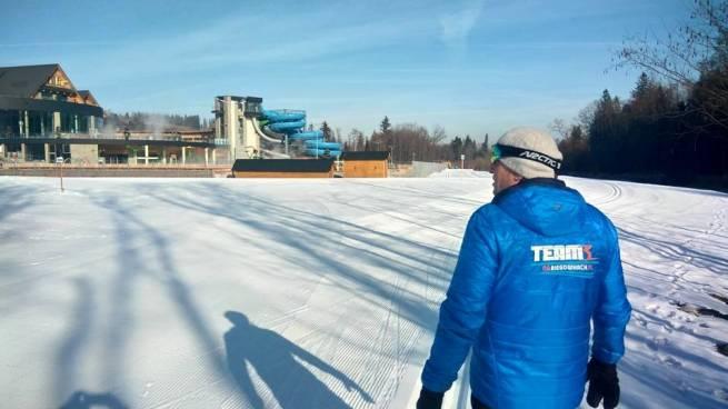 Udany start trojga reprezentantów teamu w Termach Chochołowskich