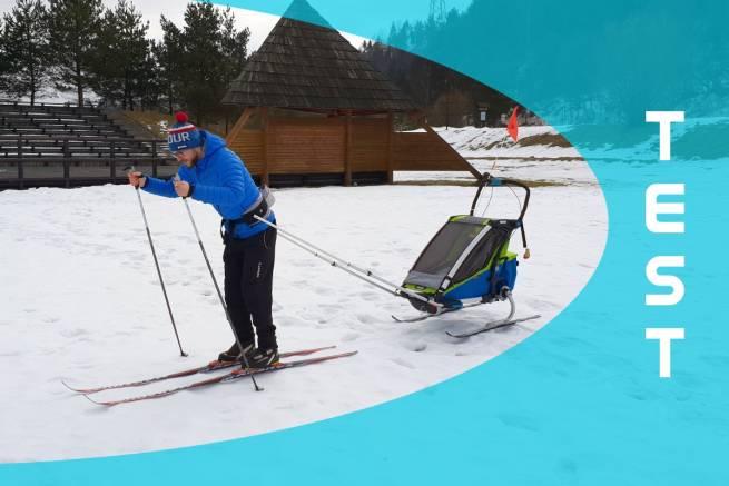 Test przyczepki Thule Chariot Sport