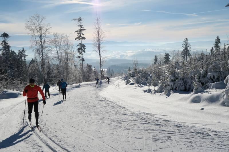 Trasy biegowe na Kubalonce - tu sprawdzisz, czy umiesz biegać na nartach