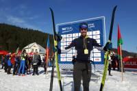 Francuski narciarz o czeskim biegu na polskim portalu