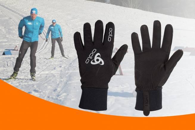 Rękawiczki ODLO Classic Light XC [TEST]