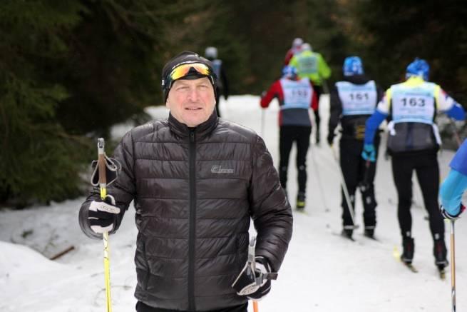 Trener Józef Michałek Mistrzem Polski amatorów w biathlonie