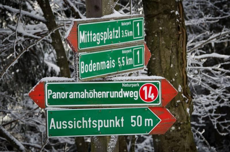 Las Bawarski, czyli śnieżne zaplecze Europy Środkowej