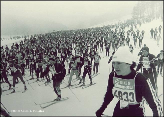 Bieg Gwarków kiedyś był jedną z największych imprez narciarskich w Polsce
